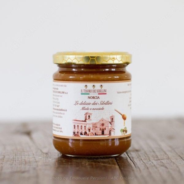 miele e nocciole da norcia
